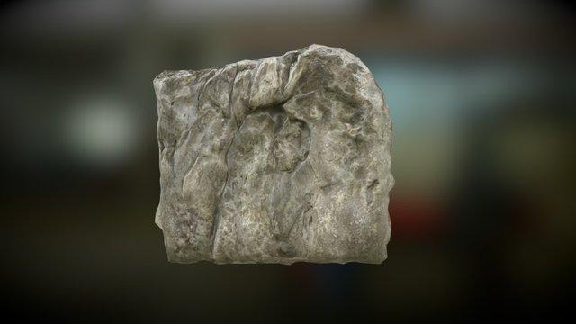 Rock Test 002 3D Model