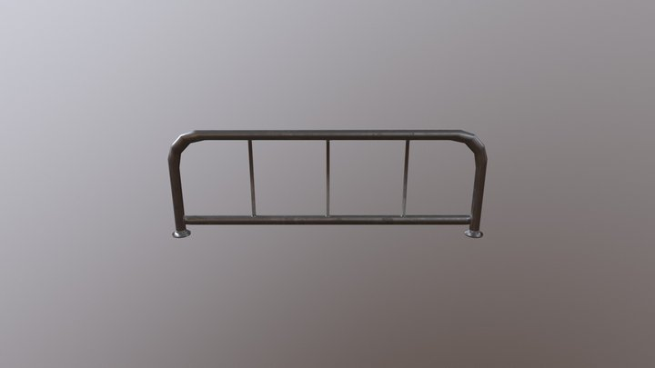 Welded cordon 3D Model