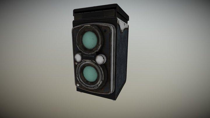 Vintage camera 3D Model