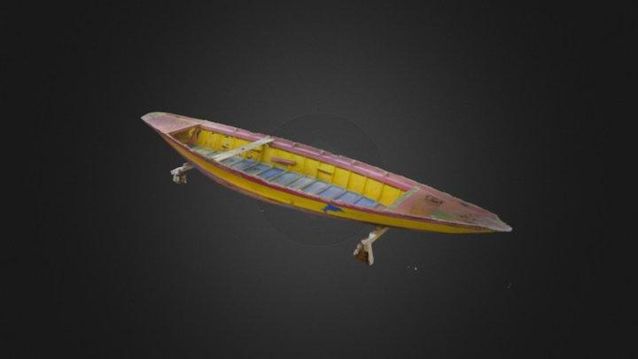 sandoletto leggero 3D Model