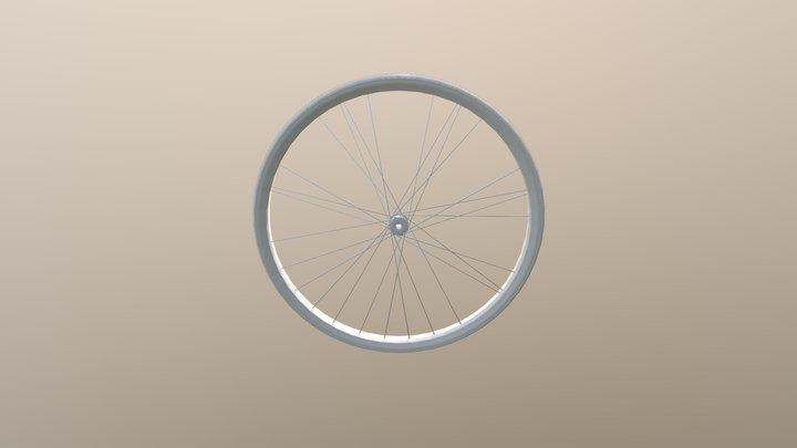 CGC Wheel Upload 3D Model