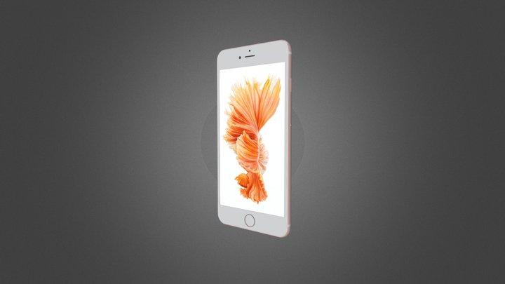 Apple iPhone 6s Plus for Element 3D 3D Model
