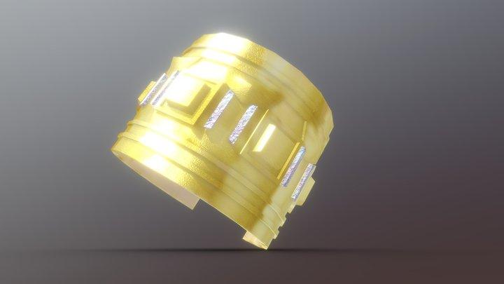 Brazalete 3D Model