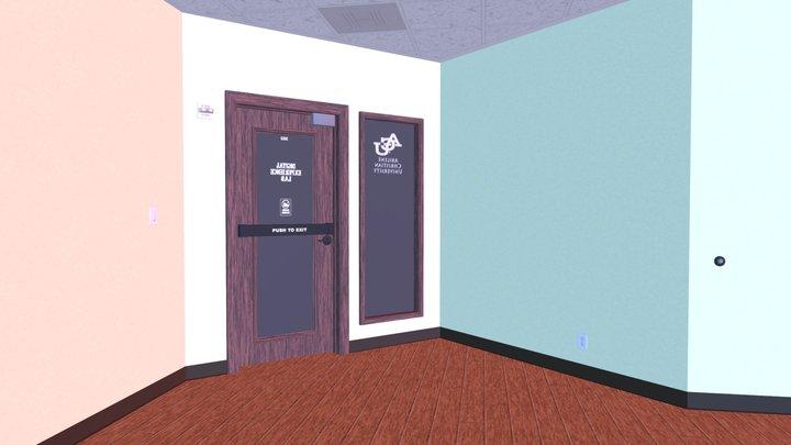 302 VR Lab @ ACU 3D Model