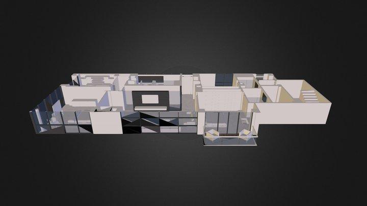 PA NEREA 3D Model