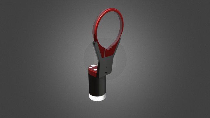 Precision360 Atome Rotator 3D Model
