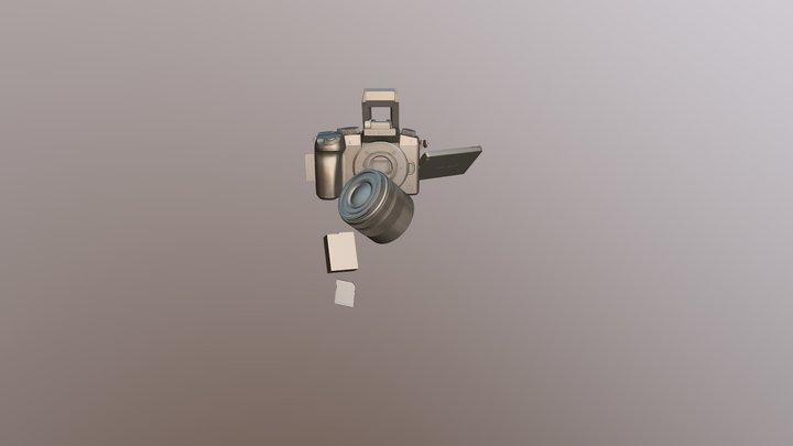 Lumix Design Star 3D Model