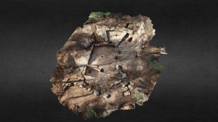 Harod quarry excavation 2 - Shalev Y. 3D Model