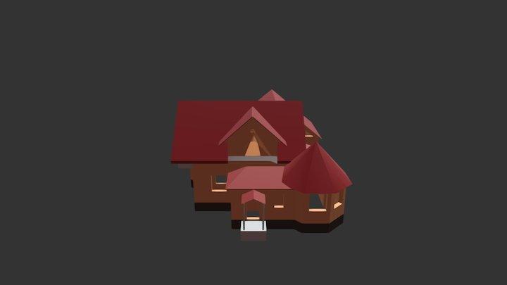 house3 3D Model