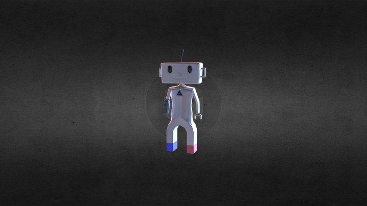 Boby - Magnet Boy 3D Model