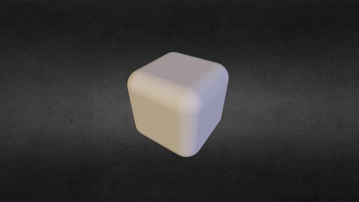 Objet 01 3D Model
