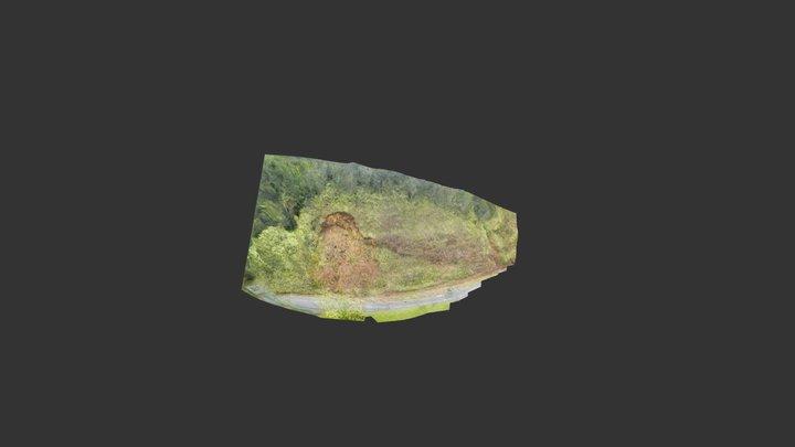 Slump 3D Model