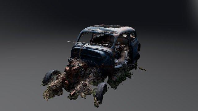 Junker Test Model 1 3D Model