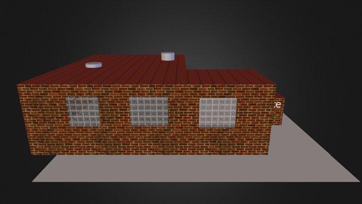 My Building 3D Model