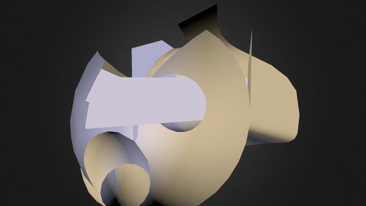 EXO 3 3D Model