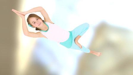 bellafigura Girl 3D Model