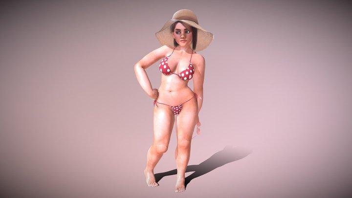 Summertime 3D Model