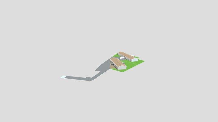 Locatif Construction 3D Model