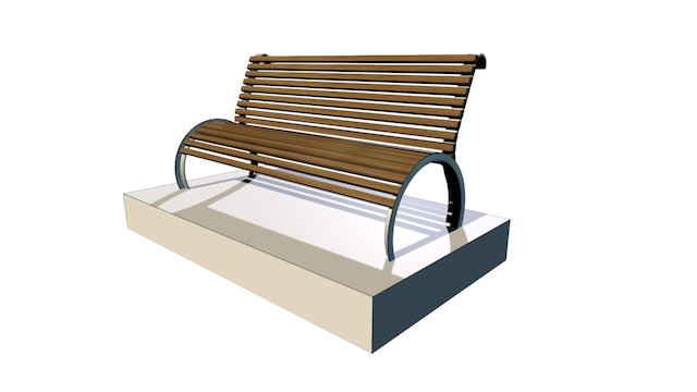 BANC public design 3D Model