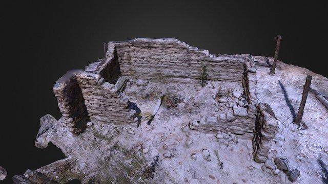 El Recibimiento 3D Model