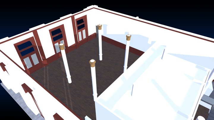 Brooklyn Historical Society 3D Model