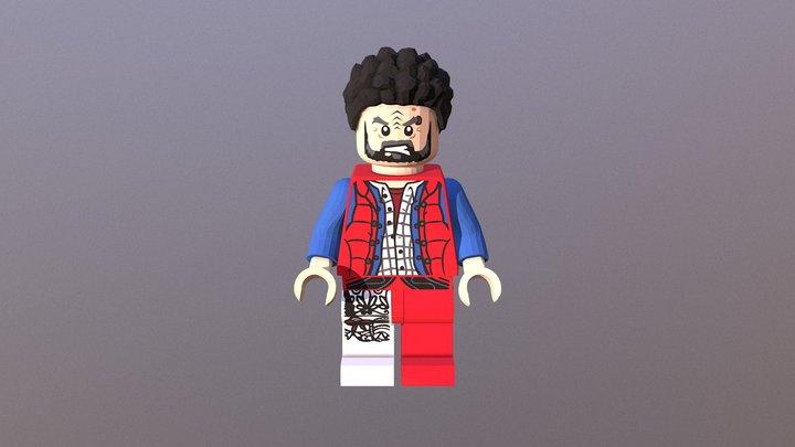 Minigifure lego 3D Model