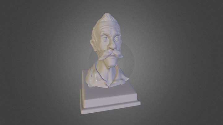 zLuigi 3D Model