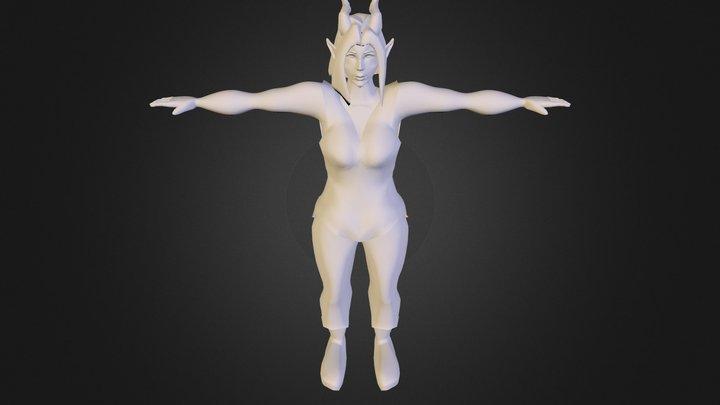 WIP_2 3D Model