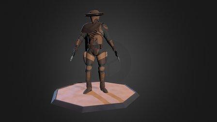 The Regulator 3D Model