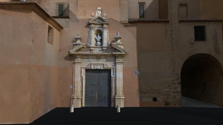 Iglesia de la Asunción de Alaquàs 3D Model