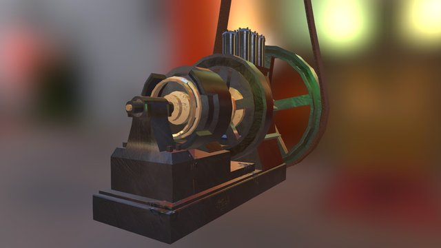 Generator.unity 3D Model