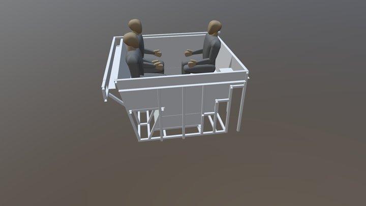 virivka 3D Model