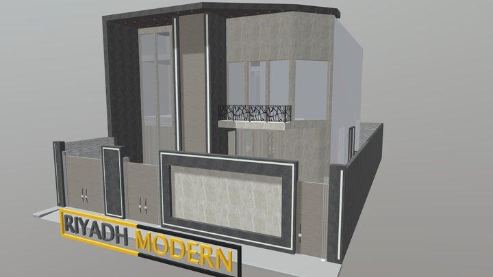 HOME MODERN 5 3D Model