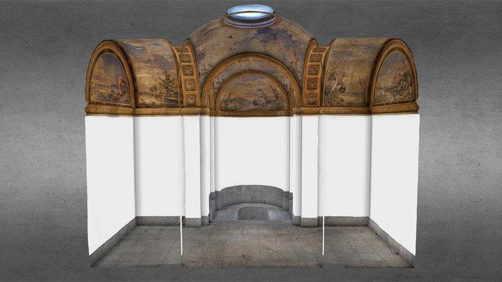 Das Fürstenbad - Die schönste Badekammer Aachens 3D Model