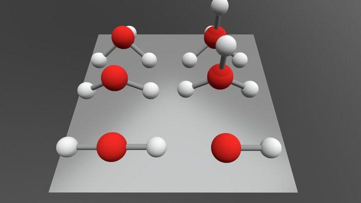 Finishing Chemistry 3D Model