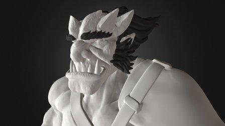 Orrig 3D Model
