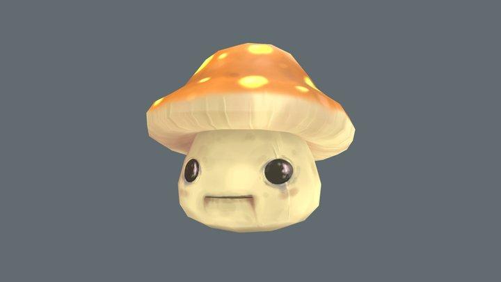 Mable Story Mushroom~ 3D Model