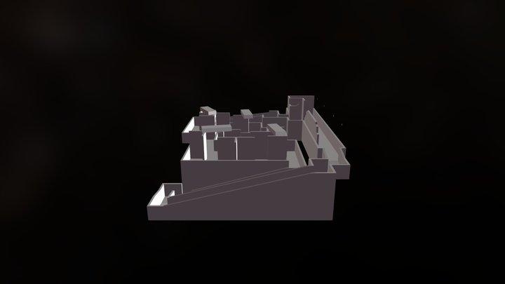 Top Floor 3D Model