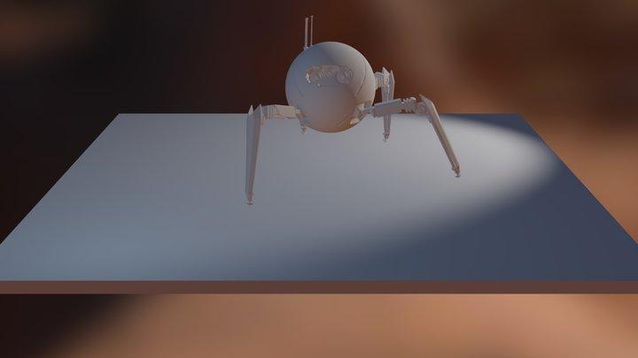 SphereQuad - Original model file 3D Model
