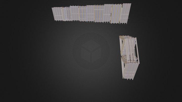 Megascope 3D Model
