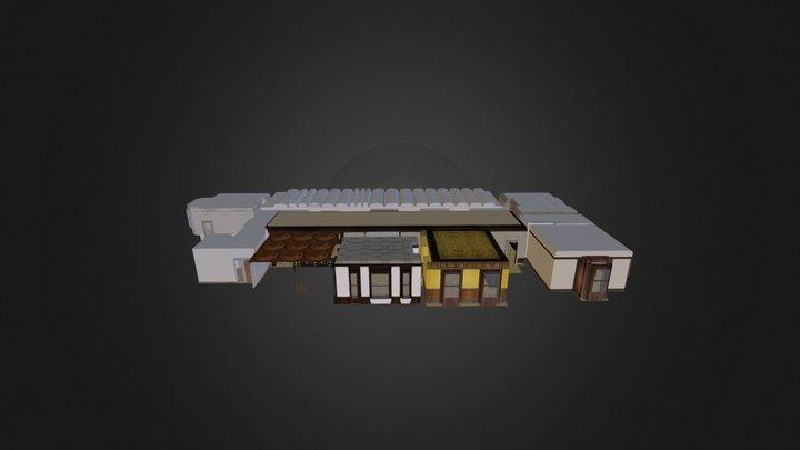Cooper Hewitt: 2nd Floor 3D Model