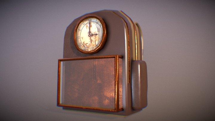 Mochila pa- que no te pregunten la hora 3D Model