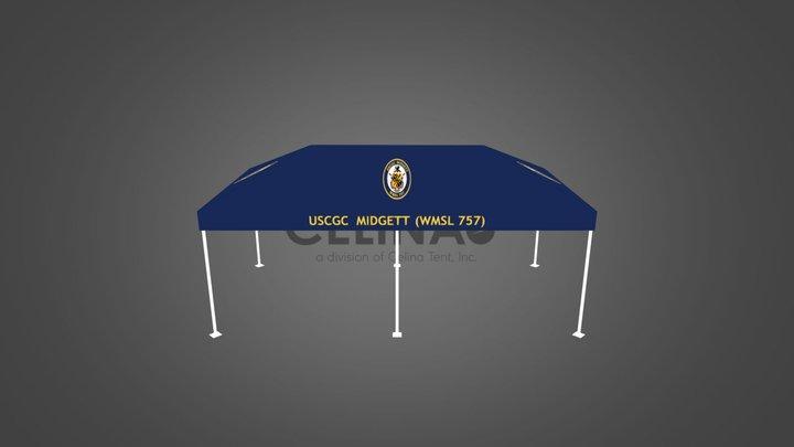 USCG- Midgett-125623 3D Model