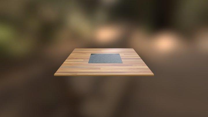 Serpentino Vittoria Spazzolato 3D Model