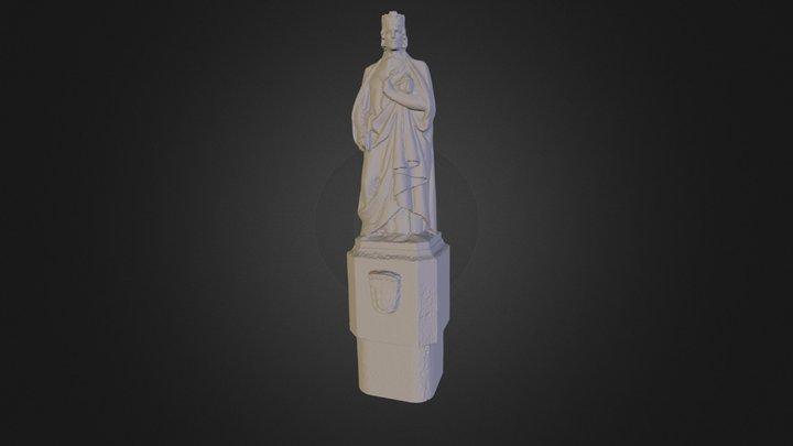 D Dinish 3D Model