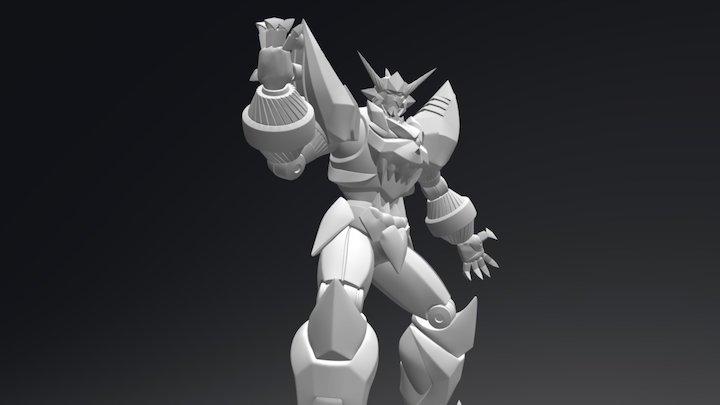 ShinŌkami 3D Model