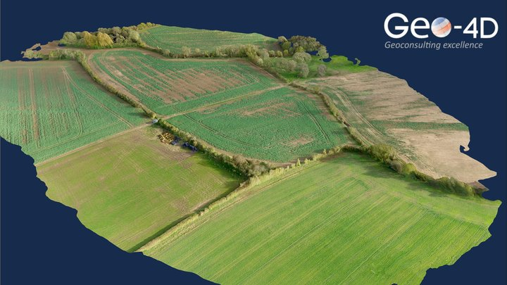 RAU: Field Survey 2 3D Model