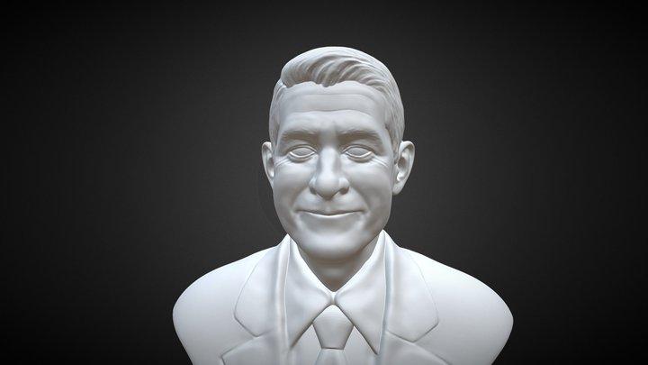 Paul Ryan 3D Model