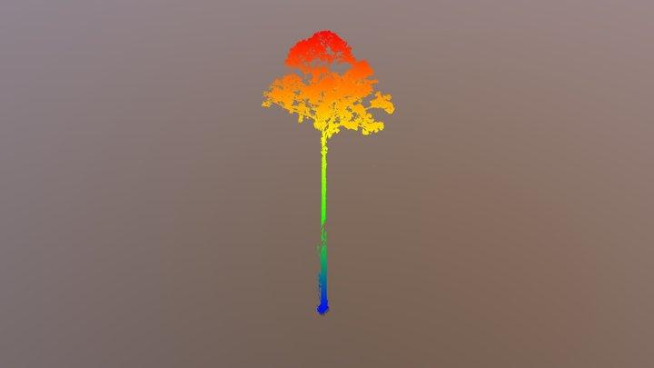 TLS scan of Menara 3D Model