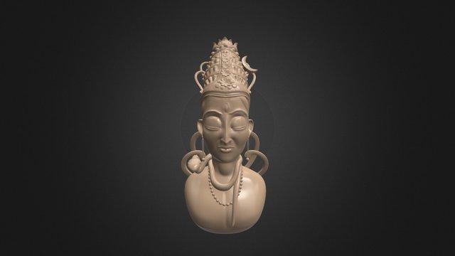 Shiva Sculpt 3D Model